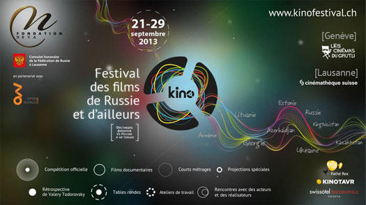 KINO. Films from Russia and beyond