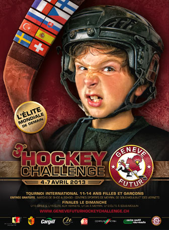 3e tournoi international Genève Futur Hockey Challenge