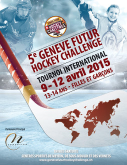 5th international tournament Genève Future Hockey Challenge