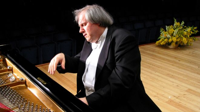 Concert of Grigory Sokolov